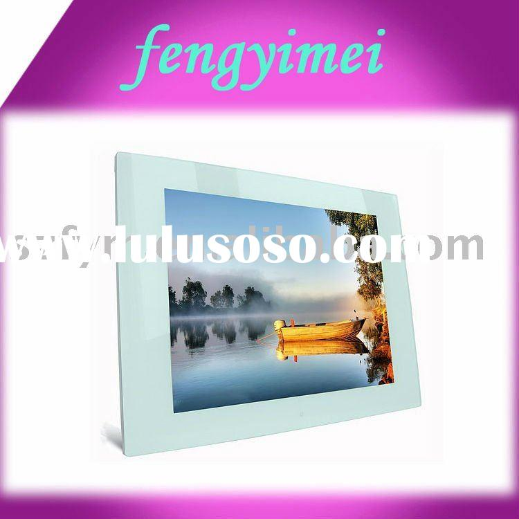 8''x10'' Acrylic Digital Photo Frame /Plexiglass picture frames