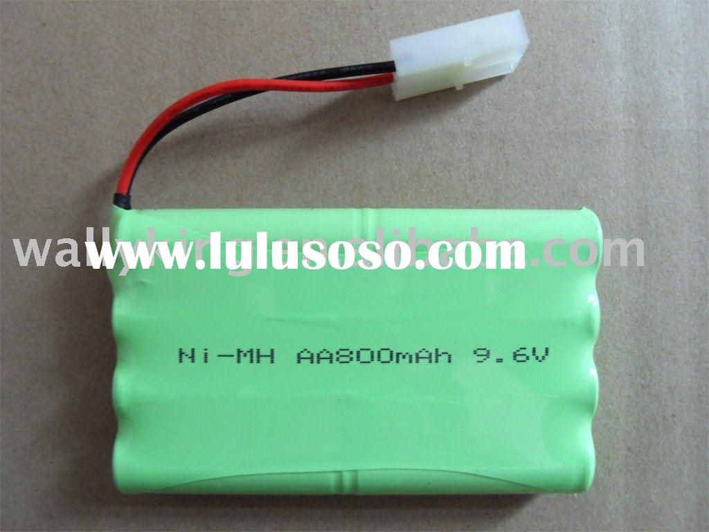 9.6V Nimh Battery Pack AA AAA