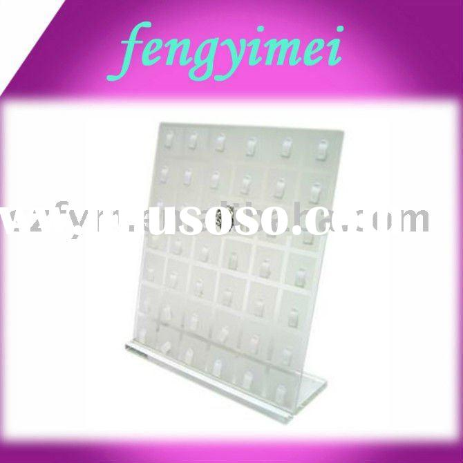 Acryic Ring Display ,Acrylic Ring Holder ,Perspec Finger Ring Stand