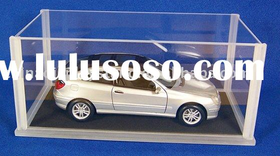 Acrylic Scale Model Car Display Case