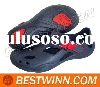 Anti-slip EVA Beach Shoes And Garden Clogs With Rubber Sole-CN9815