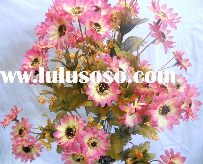 Artificial flower/artificial plant--Indoor decorative artificial flower--pink