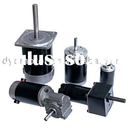 Brushed DC Motors / PM DC Motors / Direct Current Motors / Brushless DC Motors / BLDC Motors