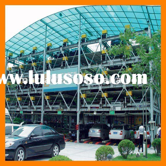 CE PSH Lift and slide Puzzle Hydraulic Car Parking System