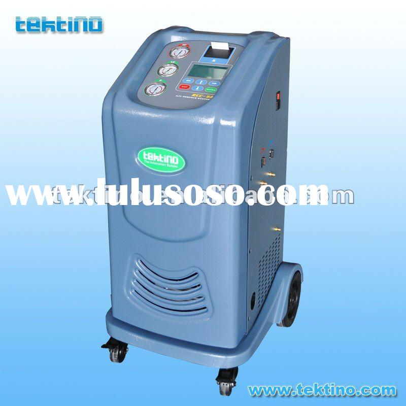 CE certified, RCC-8A Full automatic aircon service equipment