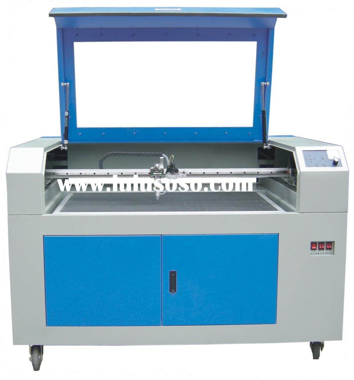 CM 3d laser wood/PMMA/acrylic engraving/cutting machine/equipment