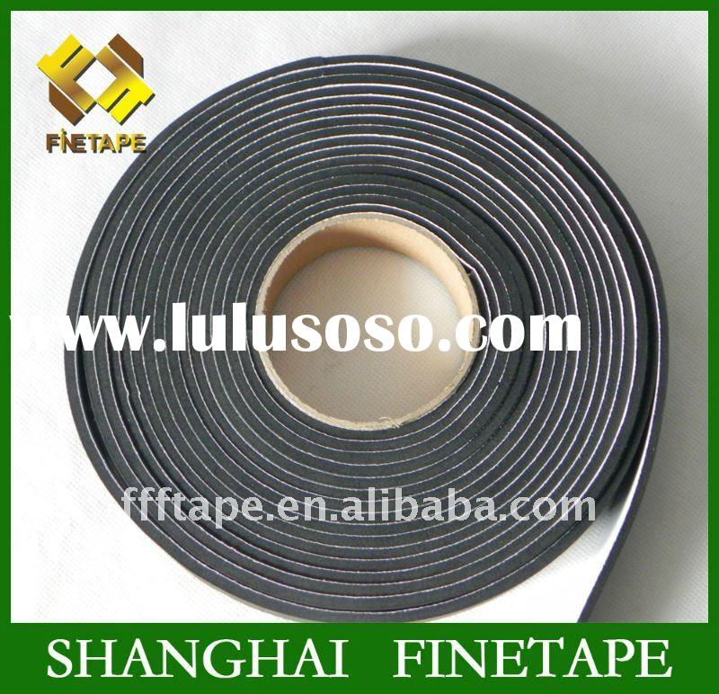CR Foam Tape( Rubber foam)/EPDM foam tape/adhesive tape/insulation sealing tape