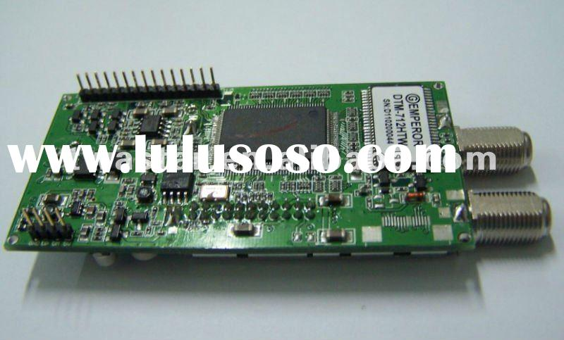 Car DVB-T Module with Diversity Tuner 230KM/H
