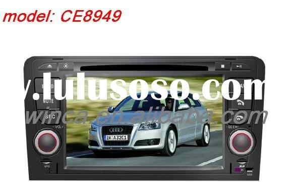 Car DVD player for Audi A3