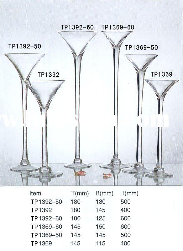 Tall Clear Plastic Vases