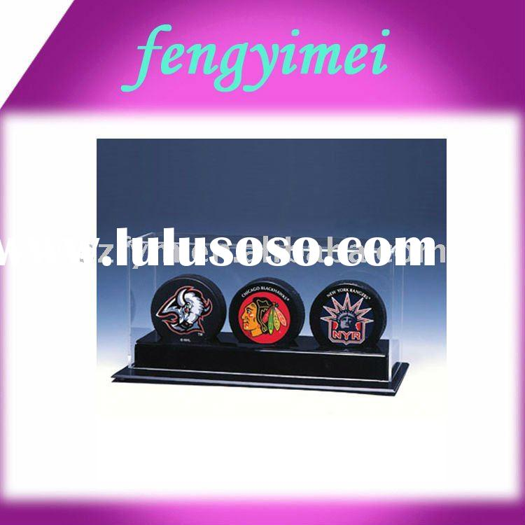 Clear acrylic display box/perspex display /plexiglass box/Acrylic display case