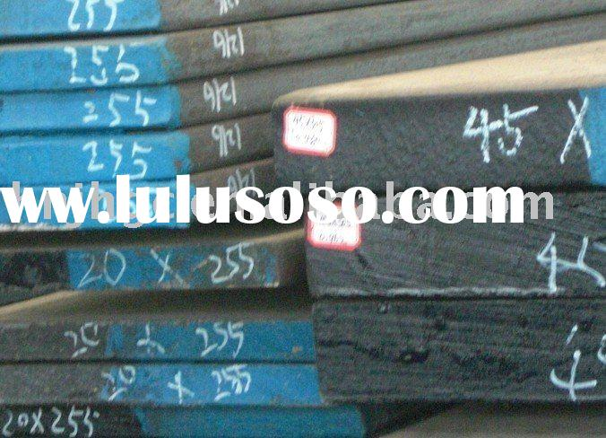D2/1.2397 hot rolled tool steel flat bars