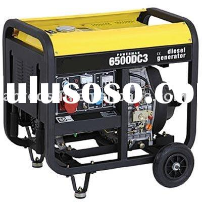 Diesel Generator With Yanmar Engines And Air Cooled Diesel Engine