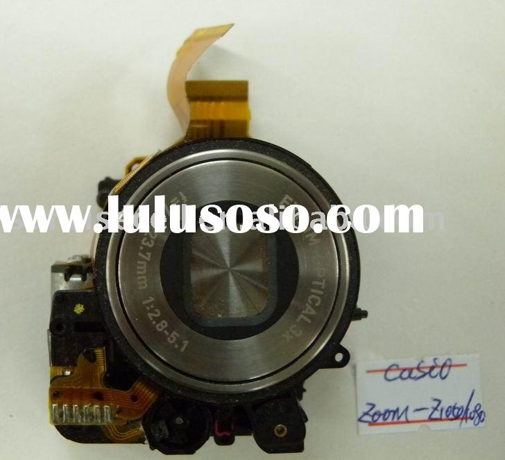 Digital camera rotating lens zoom for CASIO Z1050 Z1080