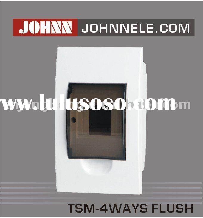 Distribution Board, iron base flush type Distribution Box, Junction Box