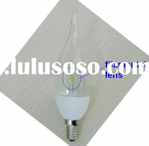 E14/E12/E11 candle LED light