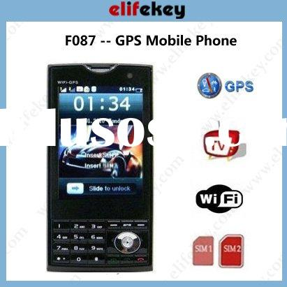 Fly-ying F087 Dual Cards with Wifi TV GPS cellphones mobile phones
