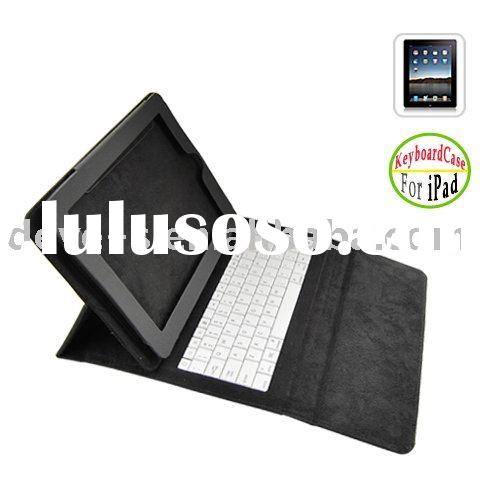 Foldable Leather Case with keyboard for tablet pc for 9.7 Inch tablet pc WY70