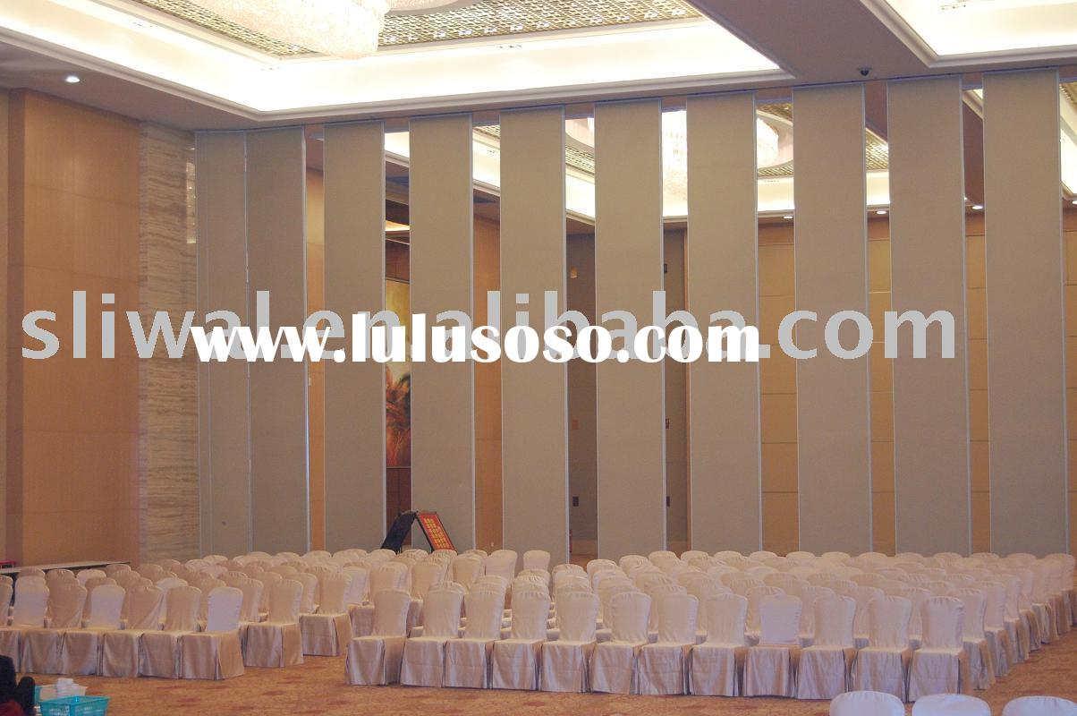 Commercial Sliding Partition Wall Commercial Sliding