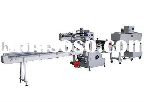 Food Plant for Bread Packaging Machine
