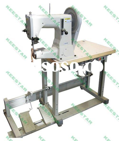 GA205 cylinder, triple feed, heavy-duty, juki industrial sewing machine