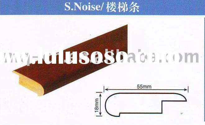 HDF stair noise-laminate flooring accessories