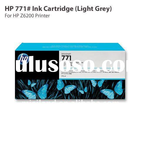 HP 771 -775ml -3 Pack Original Ink Cartridge for HP Designjet Z6200 Plotter