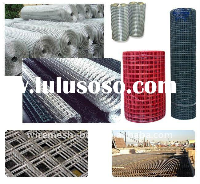 High Quality Galvanized & PVC Coated Welded Wire Mesh (huaming factory)