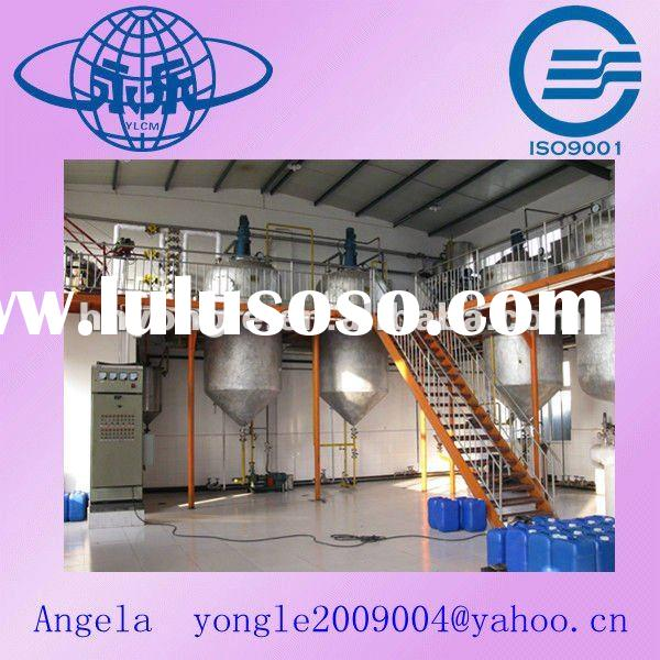 High qualified and professional soybean/ sunflower oil production plant with different series