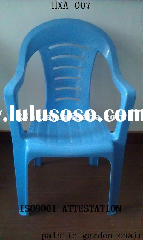Hot sale blue cheap plastic chairs