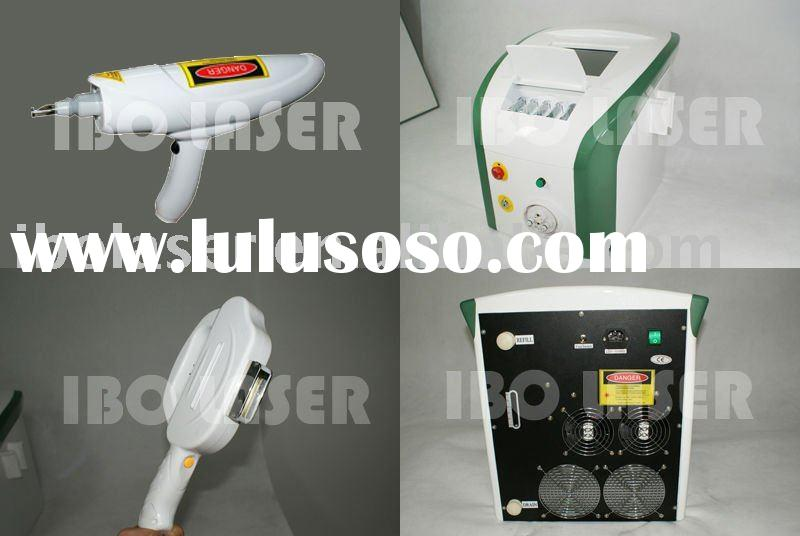 IPL and laser hair removal machine