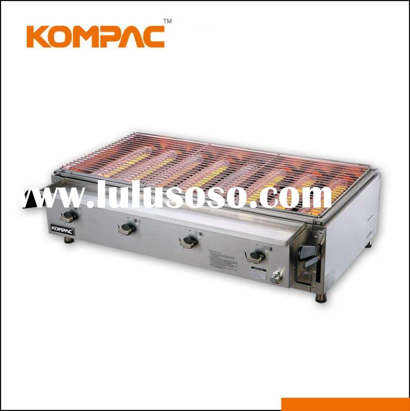 Kompac Infrared Gas Grill/bbq gas grill/gas barbecue grill AS-08FL