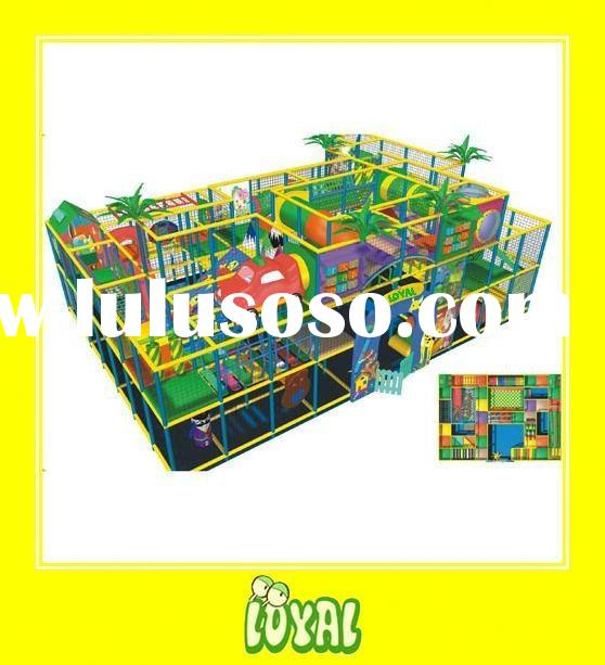 LOYAL BRAND soft play equipment for sale