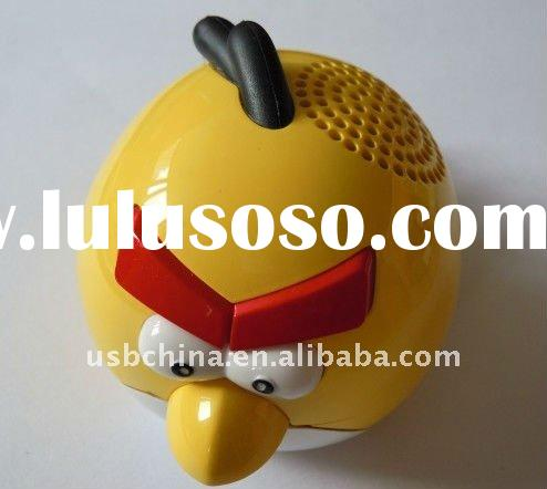 Little Bird mini speaker for iphone~Low Distortion+High Quality