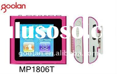 MP1806T mp4 digital player touch screen