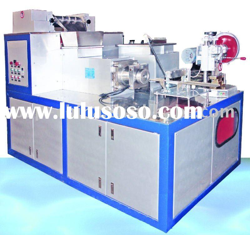 Mini-size soap finishing line(soap making machines)(toilet soap machines)