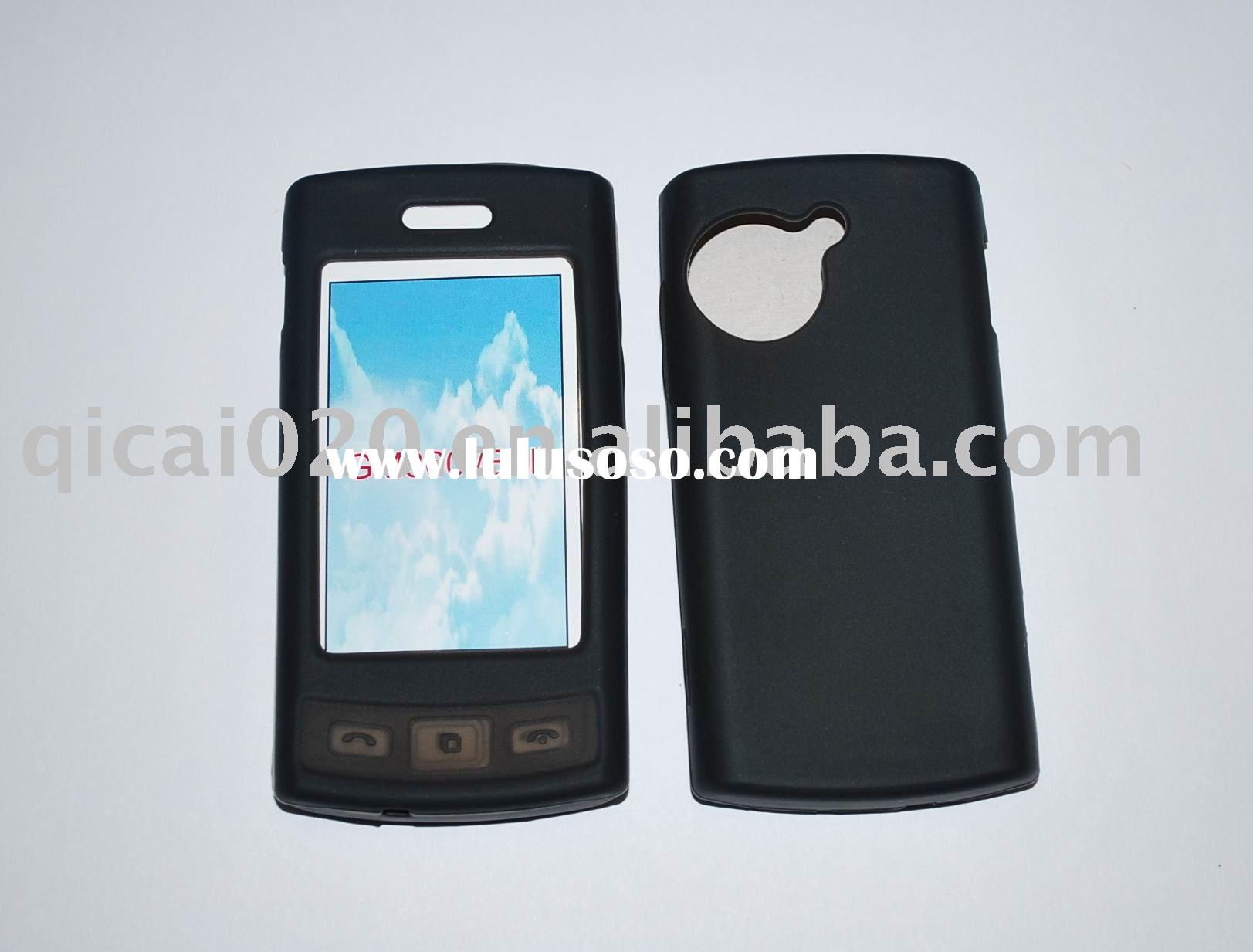 Mobile phone silicon case for LG GM360