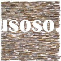 Mother of pearl mosaic tile (MOP mosaic) supplier from China