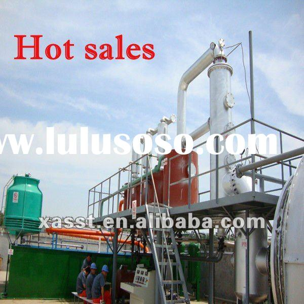 New type used oil recycling equipment