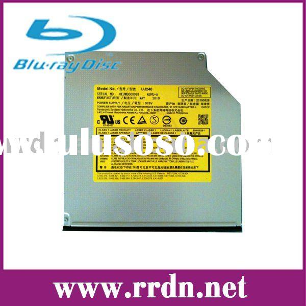 Panasonic Blue Ray drive uj-240 Rewritable Drive for laptop dvd rw drive