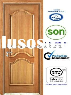 Panel Door (w9324) ,wood door design with panel