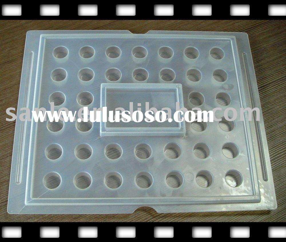 Plastic tray in ABS for serving in restaurant or hotel