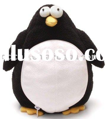 Plush Penguin Mini Plush Penguin Keychain Stuffed Animal Mobile Phone String Mini Plush Toy
