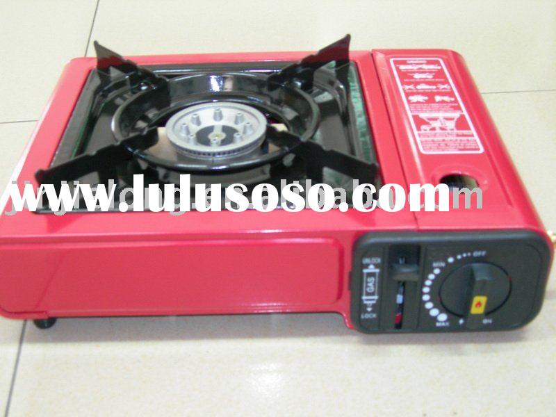 Portable Butane Gas stove--CE Approved