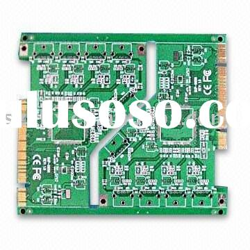 Printed circuit board for toy remote control car pcb