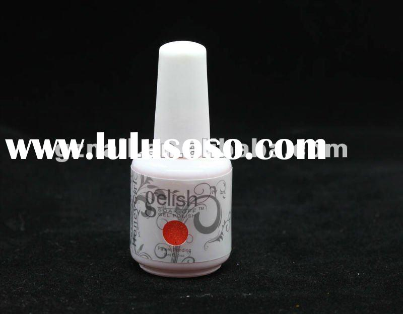 Professional factory hot selling deep purple oil soak-off nail gel