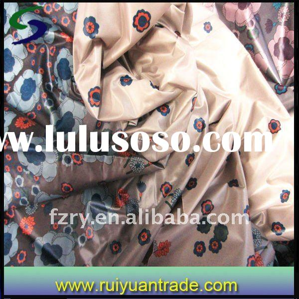 Pu Coated lining Fabric For BAGS 2011