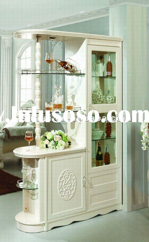 Room dividers cabinet/Modern display cabinet/glass display cabinet