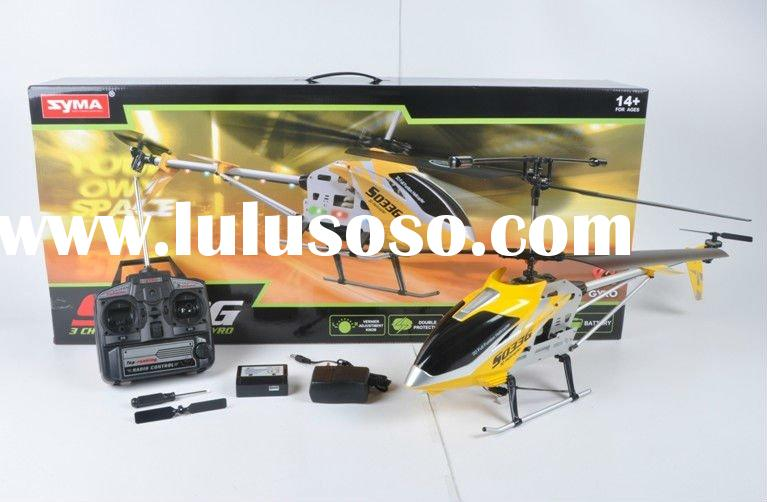 SYMA/S033G 3 channel remote control helicopter with gyro, rc toys rc/F925283
