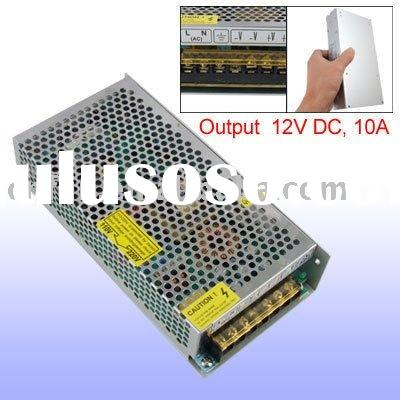 S-120-12 DC 12V 10A Regulated Switching Switch Power Supply